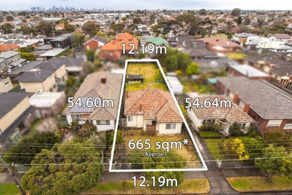 Potential Development Site For Sale in Pascoe Vale